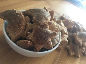 Cómo preparar galletas para perros caseras